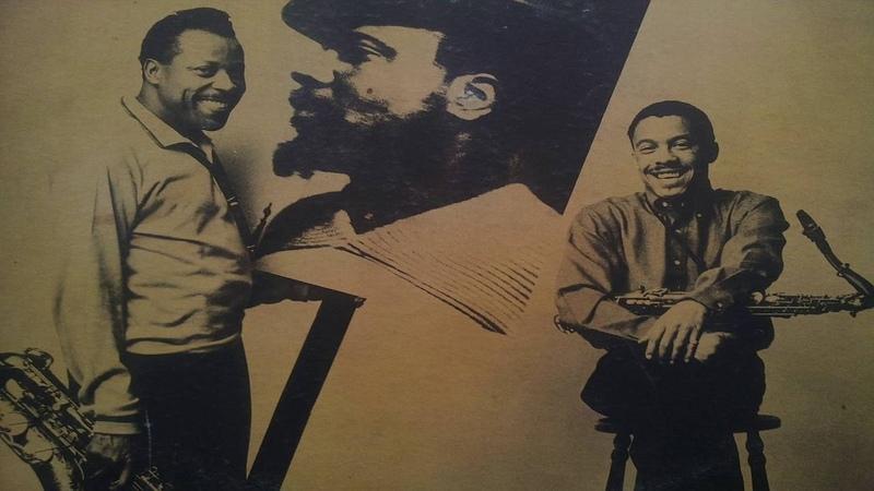 Johnny Griffin And Eddie 'Lockjaw' Davis Quintet - Lookin' At Monk (Full Album)