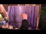 Научиться рисовать маслом, художник Сахаров Игорь