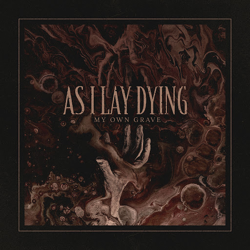 As I Lay Dying альбом My Own Grave
