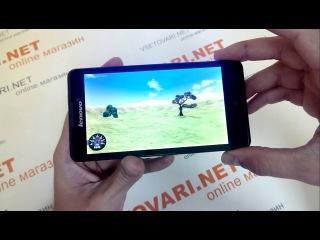 Lenovo P780 видео обзор купить в Украине в наличии