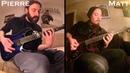 KARYBDIS - Summon The Tides - Guitar Playthrough
