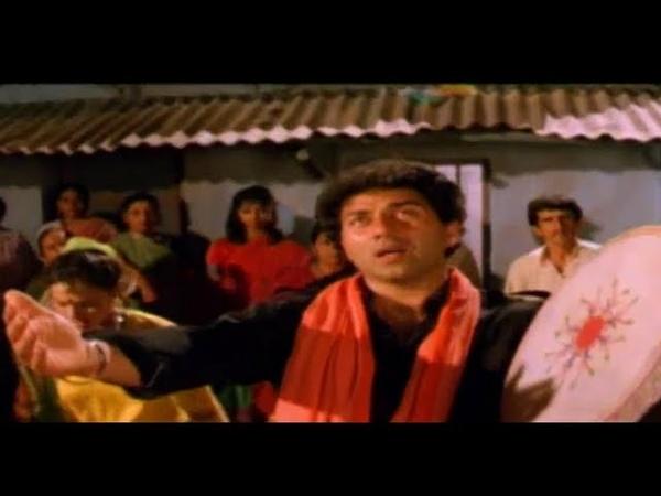 Shad Rahe Aabad Rahe - Video Song | Kasam | Sunny Deol, Chunky Pandey Neelam