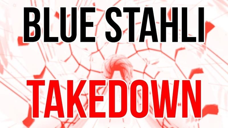 Audiosurf Blue Stahli - Takedown