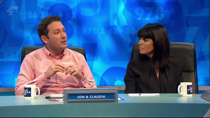 8 out of 10 Cats does Countdown S11E05 (22.10.2016)