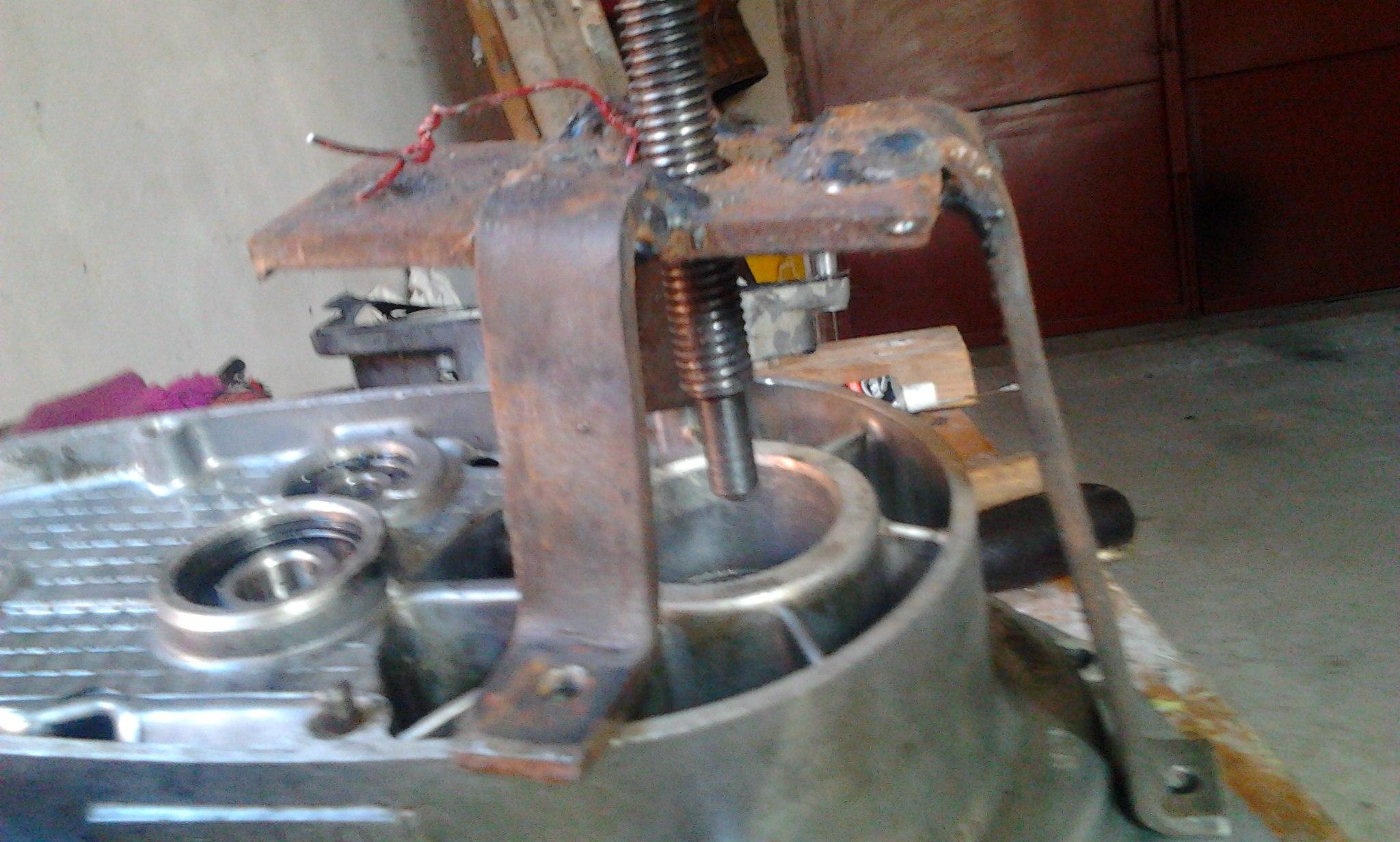 Как сделать простейший двигатель внутреннего сгорания 72
