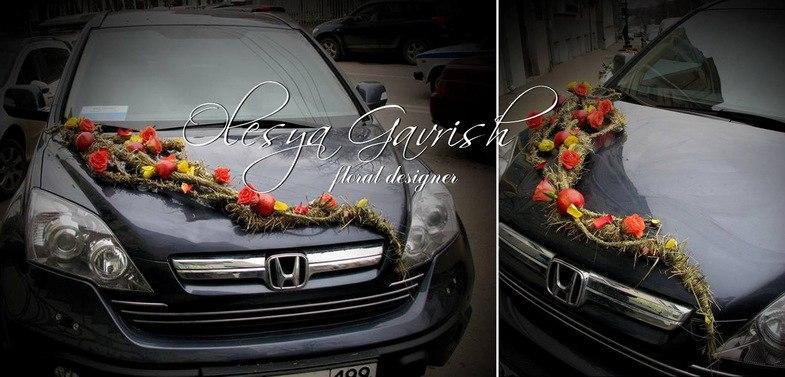 Гавриш свадебная флористика и декор