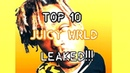 TOP 10 LEAKED SONGS Juicy World