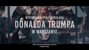 Trump gives inspirational speech in Poland