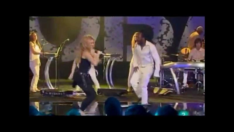 Shakira - Hips Don't Lie (Asunto Propio 2009)