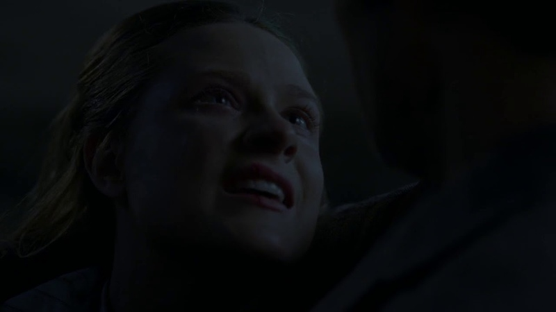 TV clip: Westworld (The beautiful trap is inside of us, because it IS us.)
