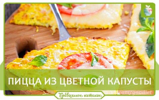 ✏ 5 рецептов вкуснейшей ПП-пиццы - порадуйте себя...