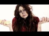 DOCTOR WHO'S KAREN GILLAN: Sexy Zombie HAIR CARE - The Nerdist on BBC America