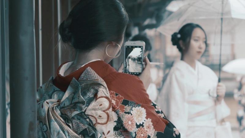 Aug 25th 3 00pm Kyoto Ginkaku ji