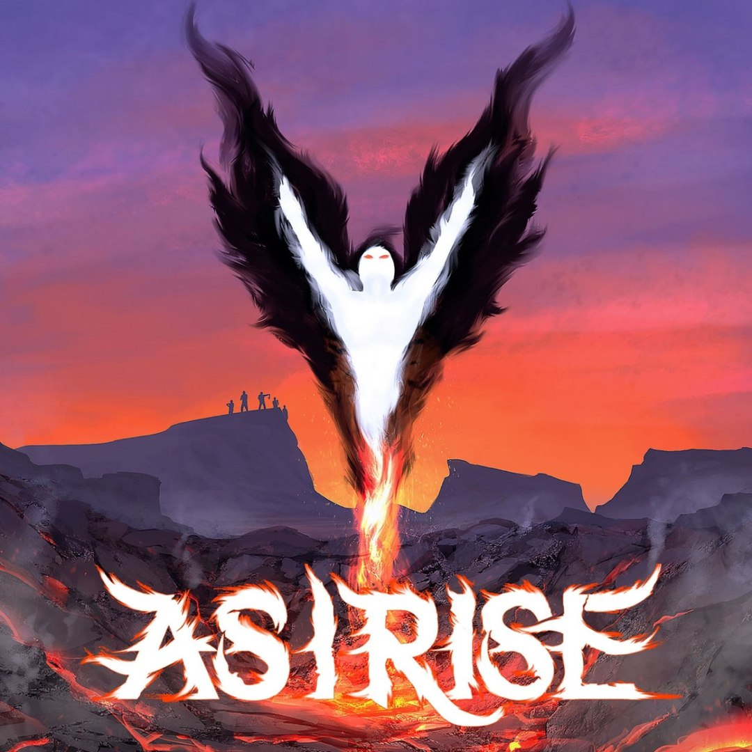 As I Rise - As I Rise (2016)