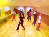 SalsaBO Master-Clas Salsa for Boys May 2014 part 1