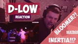 Реакция Reaction D-LOW to INERTIA and BLOOMER EAST COAST 8 TO SMOKE