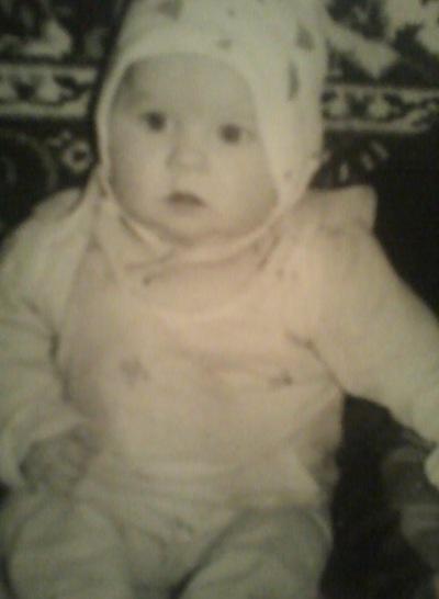 Юля Костриця, 18 августа 1993, Киев, id154164108