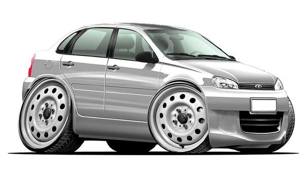 Экспортное название автомобиля Лада Калина для Финляндии  Lada 119, так как в переводе с финского alina означает треск, грохот, дребезжание и стук