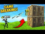 NEW GAME BREAKING EXPLOIT! - Fortnite Funny Fails and WTF Moments! #353