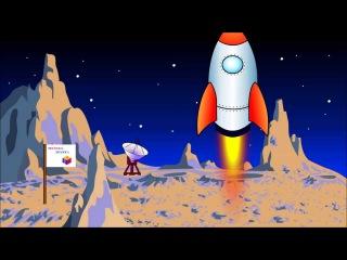 Обучающий мультфильм для детей: Учимся читать склад ПЫ