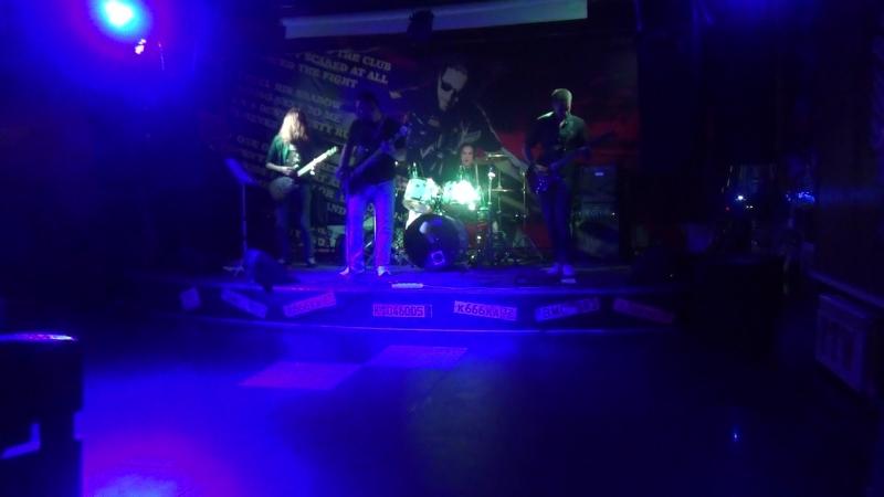 Брянские Партизаны - (группа КИНО - Следи за собой cover) 2.06.2018. Club House