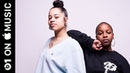 Ella Mai: Boo'd Up, Chris Brown and being British | Beats 1 | Apple Music
