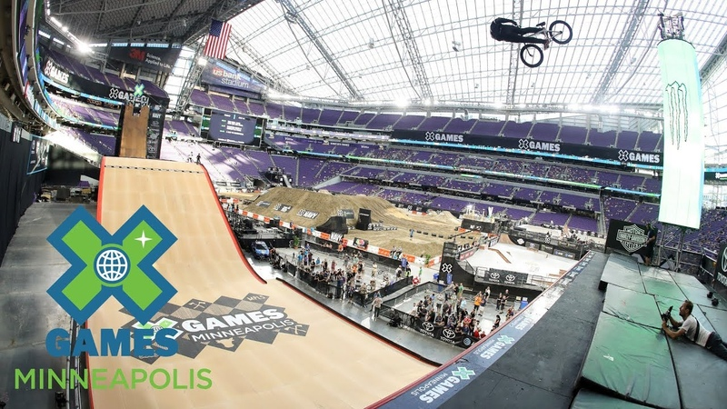 FULL BROADCAST: The Real Cost BMX Big Air Final | X Games Minneapolis