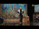 Francesco lu santo jullare Dario Fo 2014 film TV