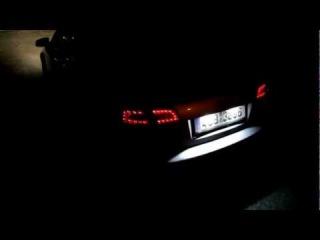 Rear LED lights Audi B7 Avant - Dectane
