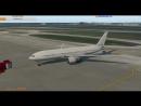X-Plane 11 UUEE/SHEREMETYEVO до UBBB/HEYDAR ALIYEV INTL на Boeing 777-232 LR VATSIM BMA163