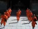 Тренировка Монахов Шаолиня с музыкальным сопровождением