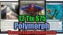 Budget Modern Blue White Polymorph vs Esper Goryo's Reanimator
