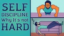 This is Why Self Discipline is Easy Animated Story