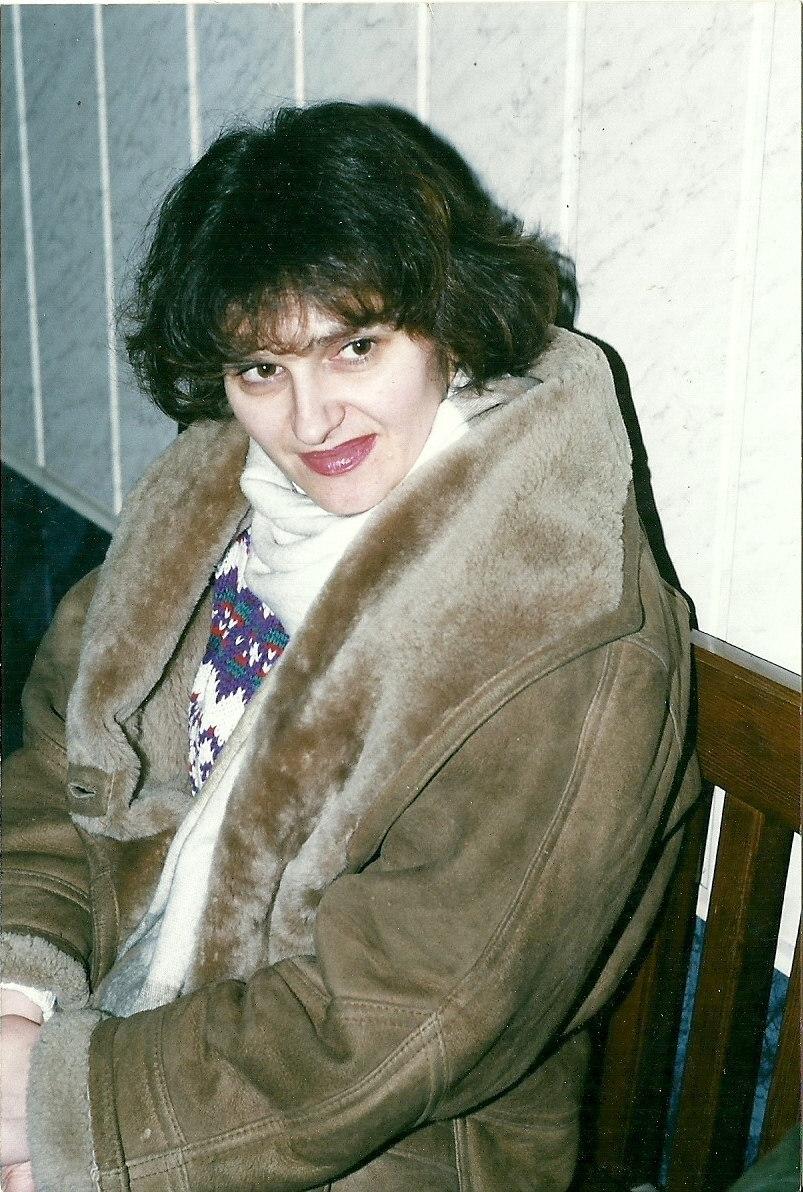 Яна Лобанова (Ерохина)