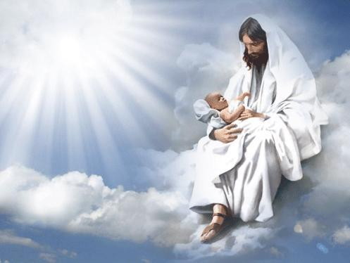 Каждый родившийся ребенок – это весть о том, что Бог еще не разочаровался в людях.