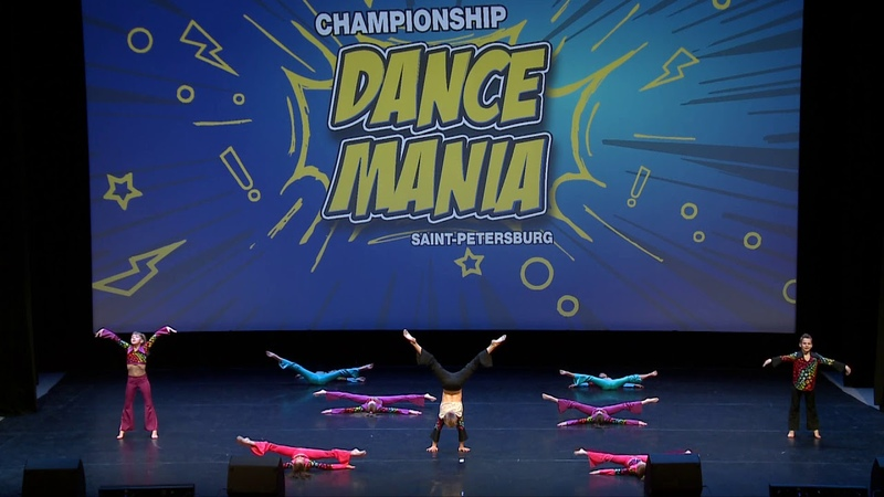 DANCE MANIA Ninja Dance
