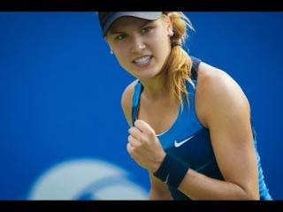 2014 Oeiras Eugenie Bouchard vs Svetlana Kuznetsova