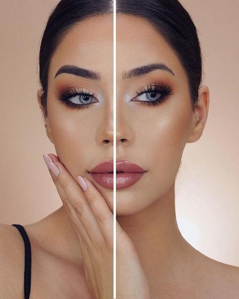 Какие брови лучше: до или после?