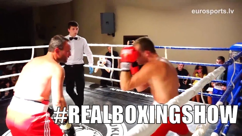 11.07.2015 Fight 1. All stars boxing 2015 RealBoxingShow
