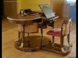 Мебельный гарнитур 1810 года Элизы Наполеона Бачиокки