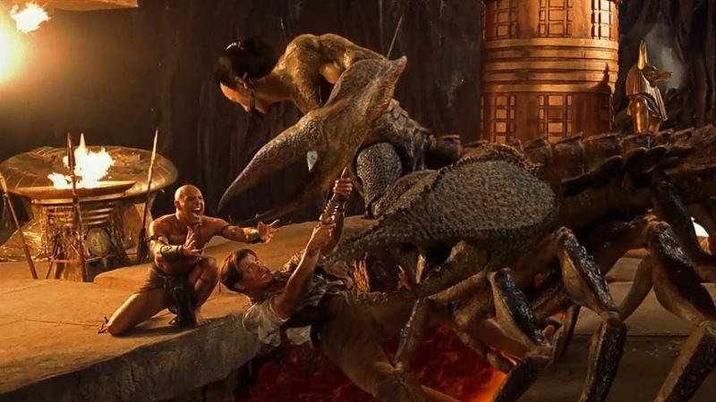 Смерть Царя скорпионов и Имхотепа | Мумия возвращается