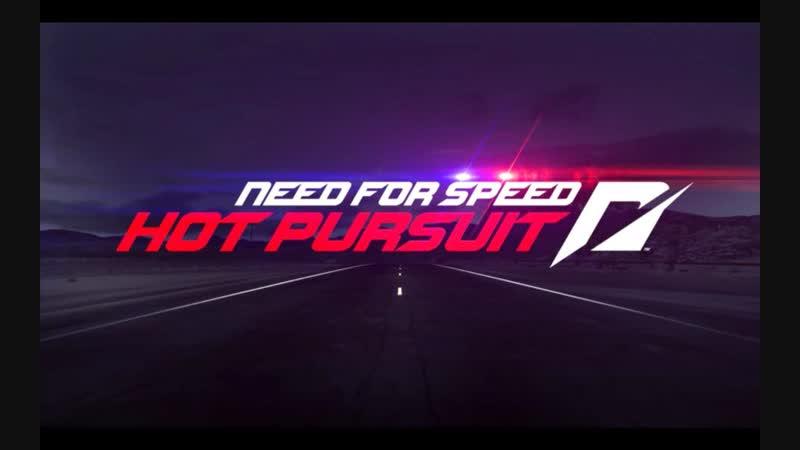 Need for Speed Hot Pursuit 2010 гонка на время Bull Run