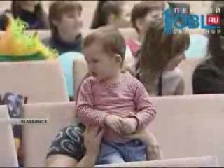 Церемония награждения в Челябинске. Сюжет телеканала ОТВ.