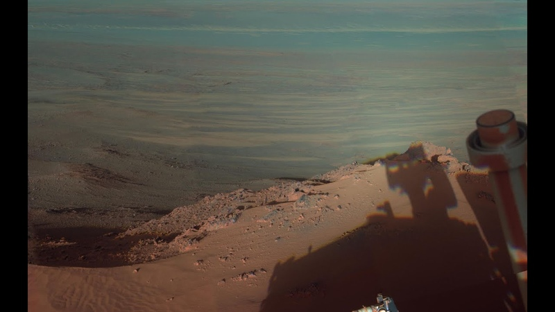NASA's Newly Released Amazing Pictures Of Mars Must Watch