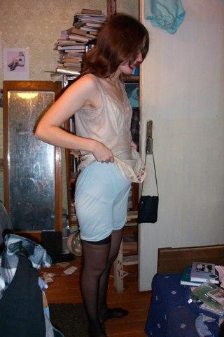 фотоальбом под юбкой