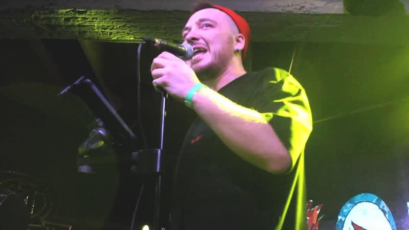 Марсу Нужны Любовники Live (Мумий Тролль Music bar)