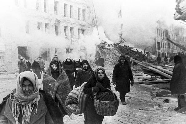 Удивительное Радостное Письмо из блокадного Ленинграда