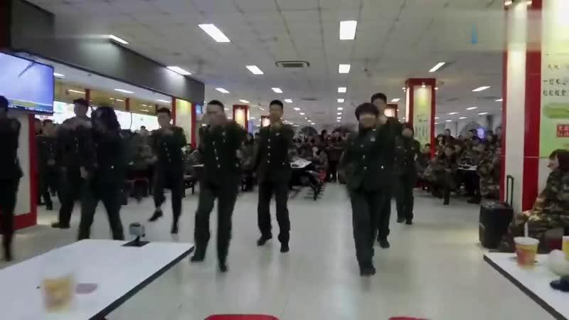 Китайские курсанты – Seve (флэшмоб)