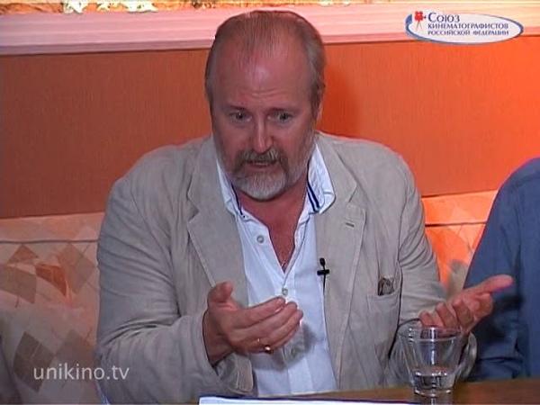 33 ММКФ: Интервю с кинорежиссёрами Владимиром Хотиненко и Владимиром Фенченко