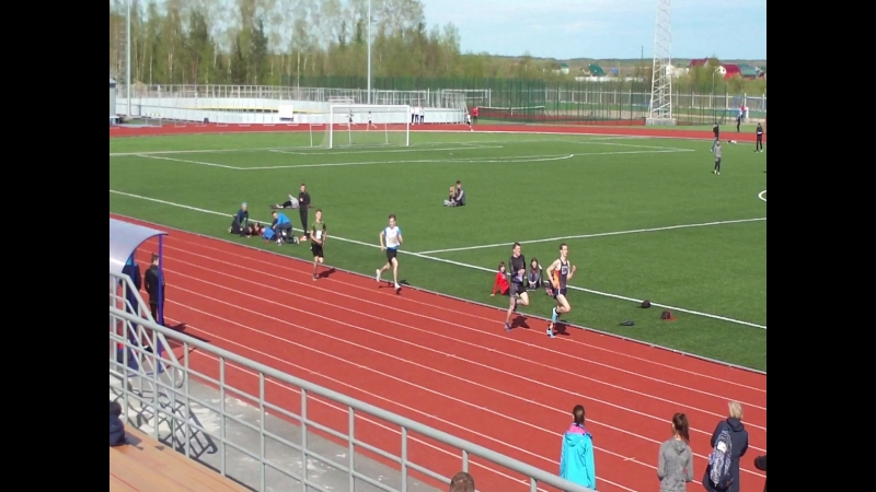 3000 м Чемпионат города 20 05 18